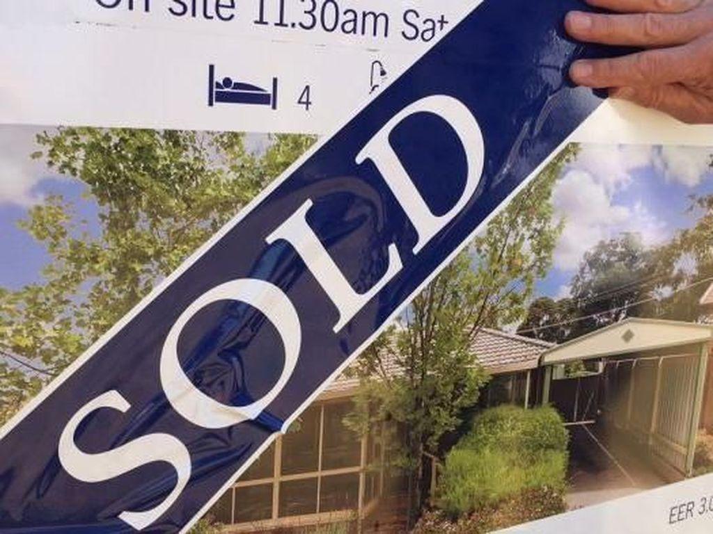 Harga Rumah di Australia Semakin Turun