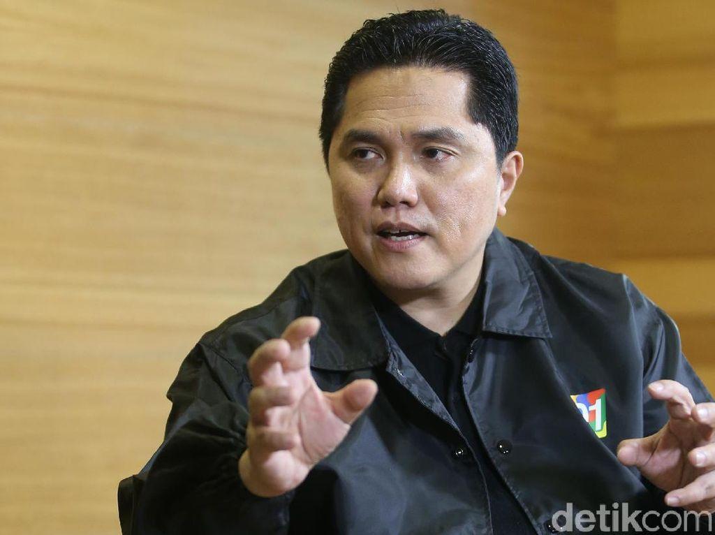 Kawasan Industri di Batang Dibuka, Erick Thohir: Saya Minta BUMN Serius!