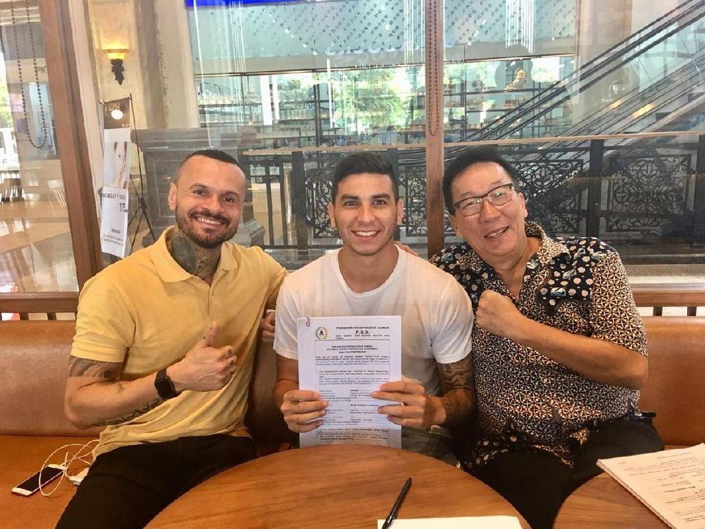 Pemain Argentina Ini Jadi Rekrutan Asing Pertama PSS Sleman Usai Juara Liga 2