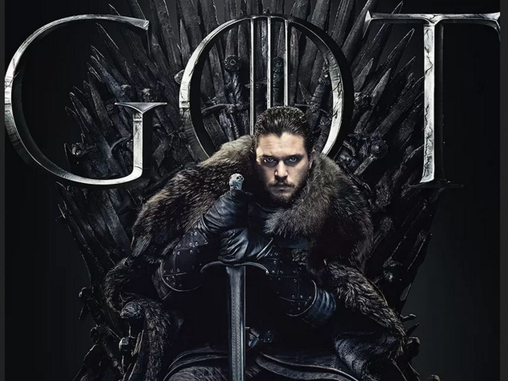 HBO Siap Rilis Piringan Hitam Lagu Tema Game of Thrones