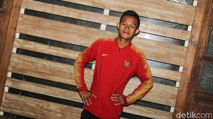 Sani Rizki Fauzi, Timnas Indonesia U-22