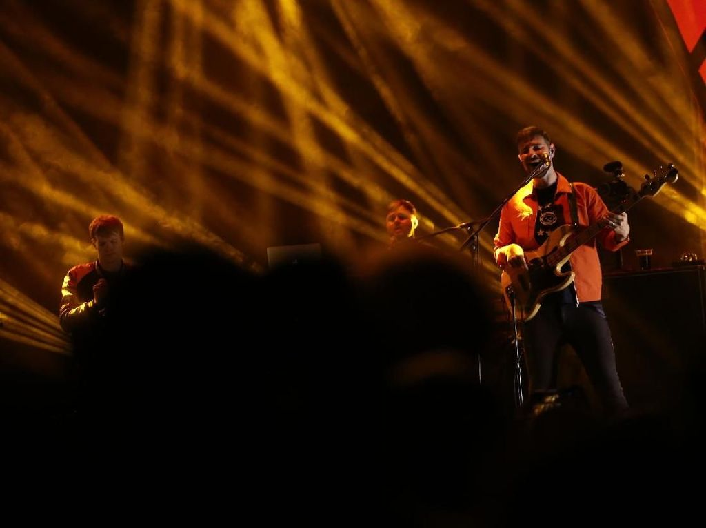 Kodaline Bakal Garap Video Klip Lagi di Jakarta