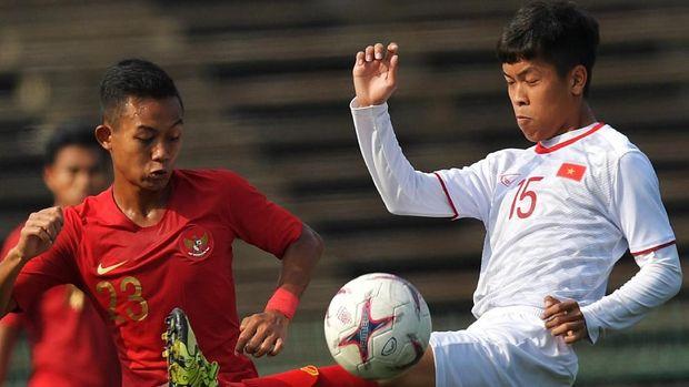 Timnas Indonesia U-23 Dibantai Thailand 0-4