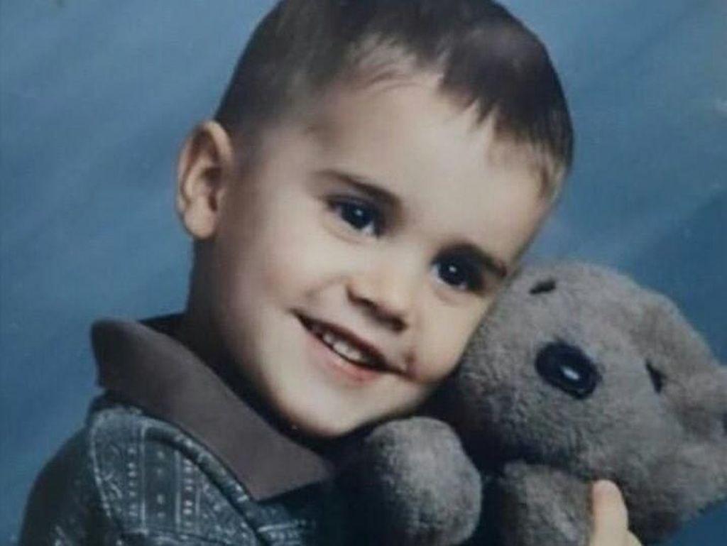 Throwback Foto-foto Masa Kecil Justin Bieber yang Menggemaskan