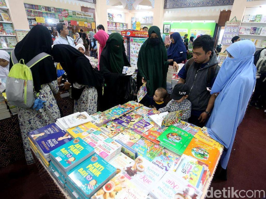Berburu Buku Islami di Islamic Book Fair 2019