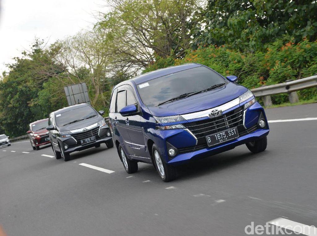 Avanza sampai Xpander, Calon Lawan Berat Renault Triber