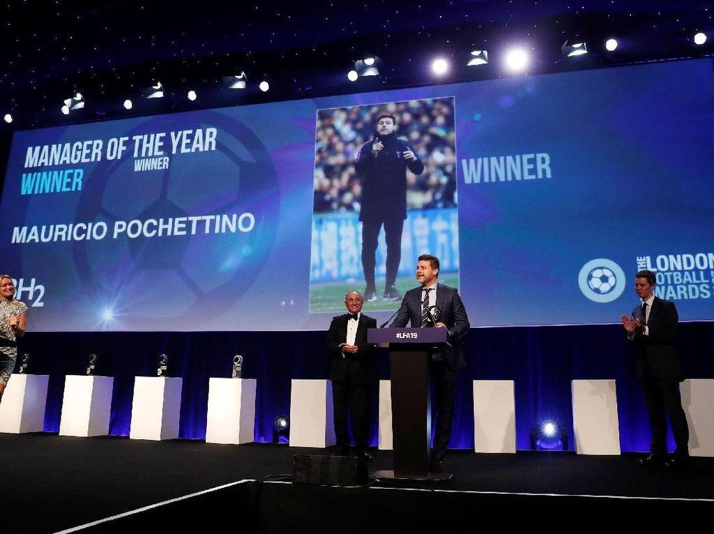Pochettino, Son Jadi yang Terbaik di London