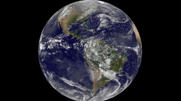 Manusia ternyata bisa merasakan medan Magnet Bumi. (Foto: Dok. NASA.)