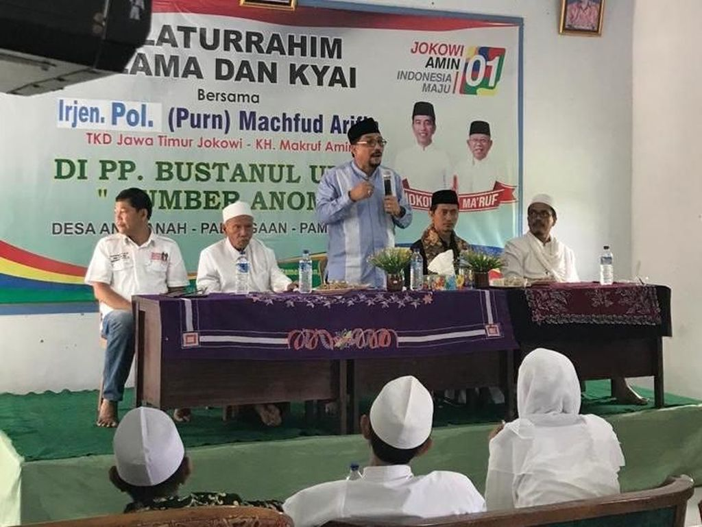 TKD Jatim Intensif Gerilya, Jadikan Madura Rumah Suara Jokowi