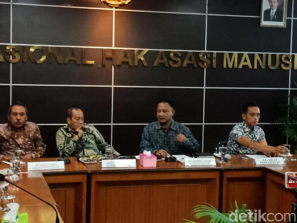 Turut Soroti Dwifungsi, Komnas HAM Tak Setuju TNI Isi Jabatan Sipil