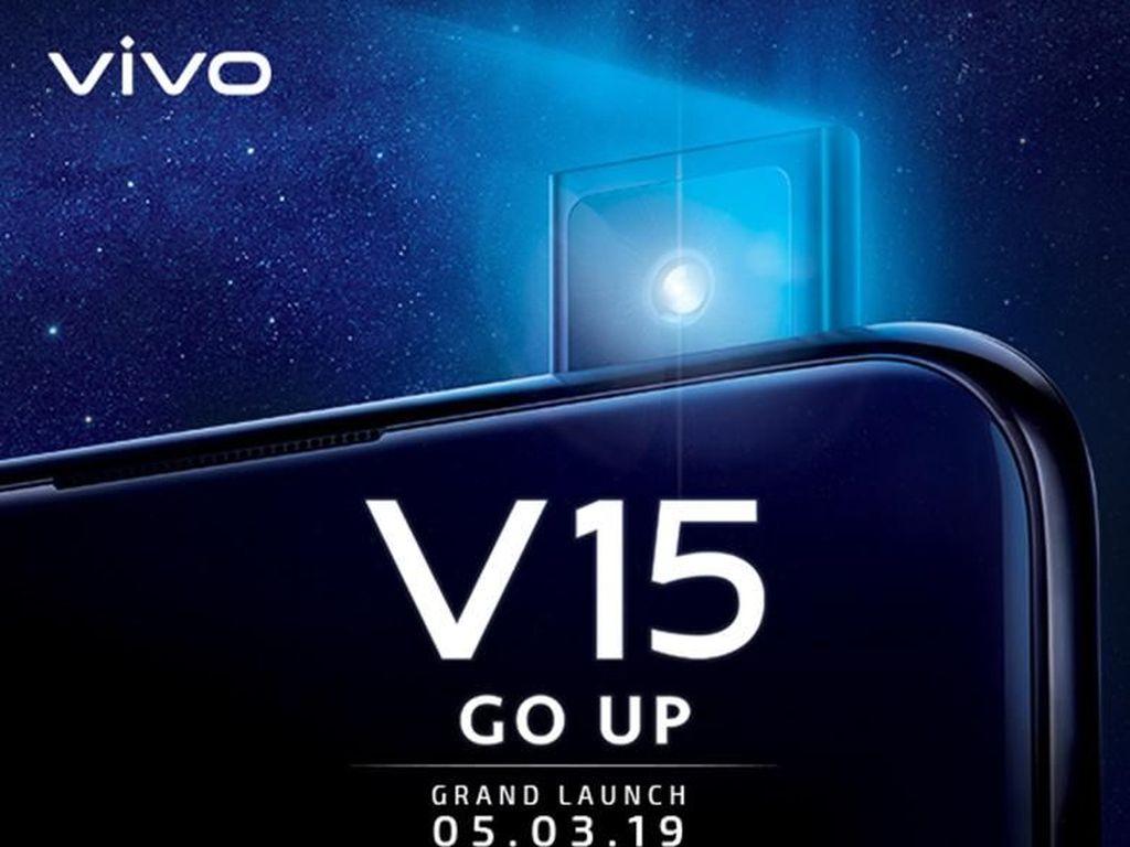 Ada Rangkaian Promosi Digital Seru Jelang Peluncuran Vivo V15
