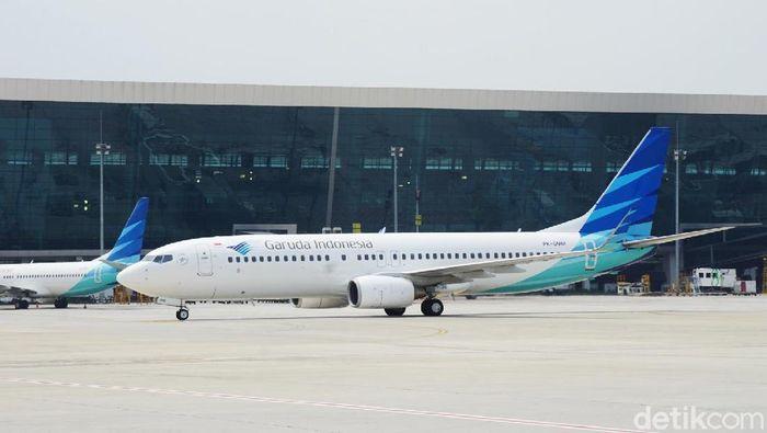 Foto: Garuda Indonesia (Shinta/detikTravel)