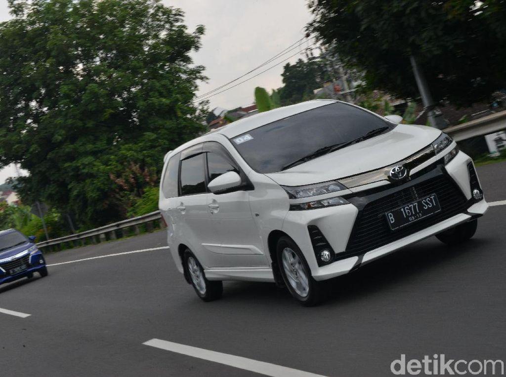 Toyota Ogah Otak-atik Avanza Lagi