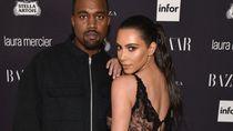 Arti Nama Anak ke-4 Kanye West dan Kim Kardashian
