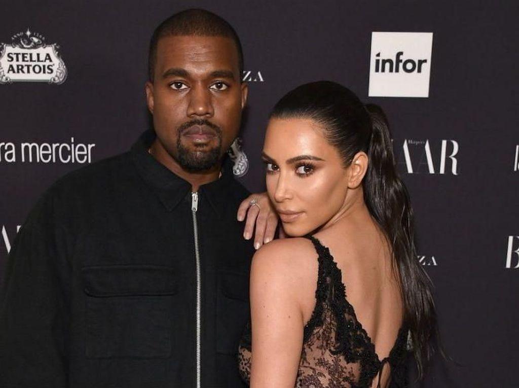 Terkuak! Ini Alasan Kim Kardashian Putuskan Pisah dari Kanye West