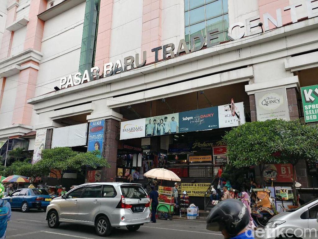 Himpunan Pedagang Bantah Surat Edaran Pasar Baru Buka 20 Mei 2020