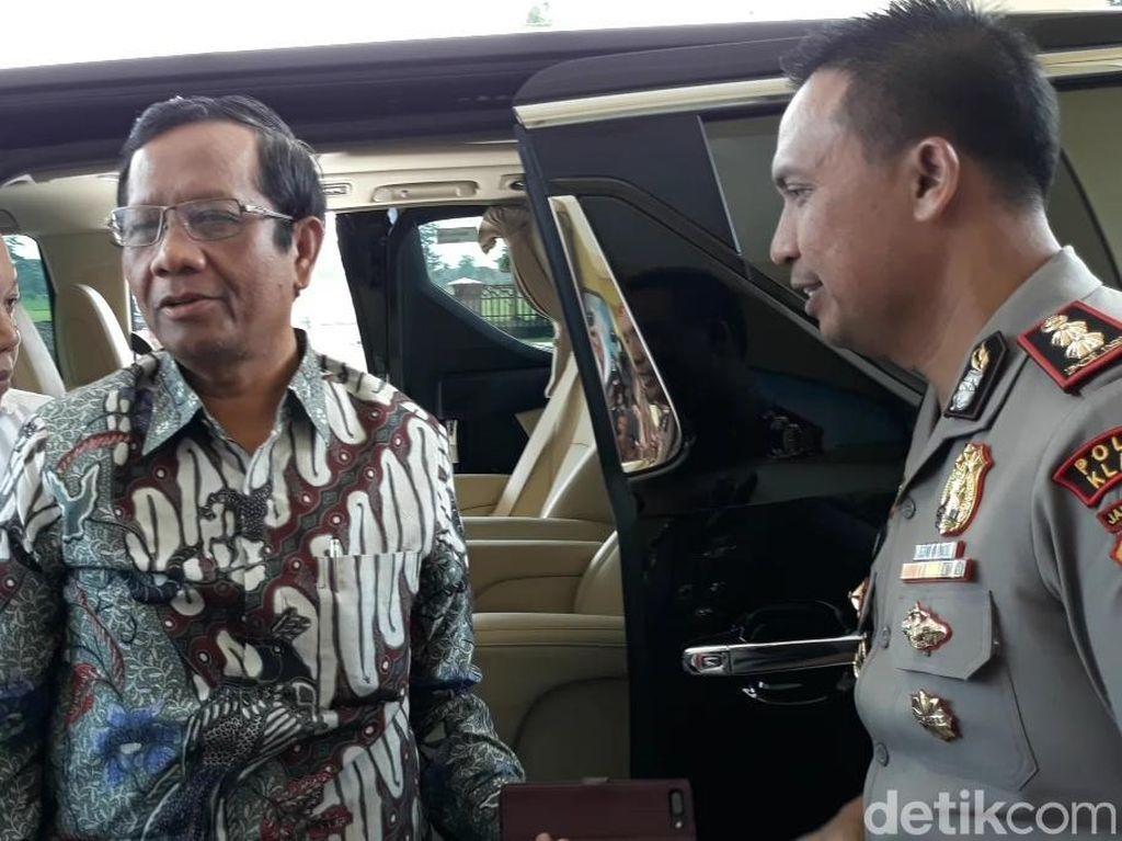 Apa Kabar Kasus ITE yang Dilaporkan Mahfud Md ke Polres Klaten?