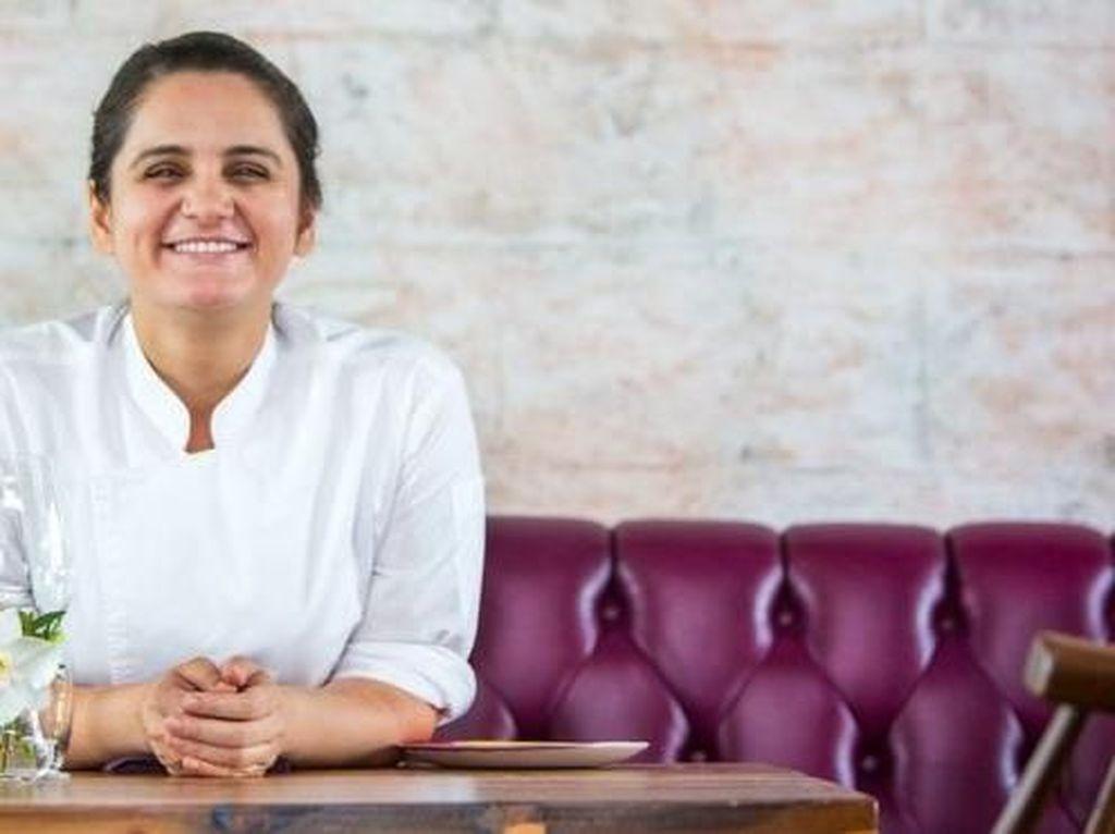 Raih Penghargaan Asias Best Female Chef 2019, Chef Ini Dulunya Jurnalis