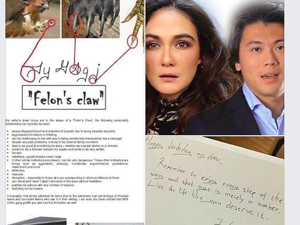 5 Fakta Felons Claw yang Dikaitkan dengan Tulisan Tangan Reino Barack