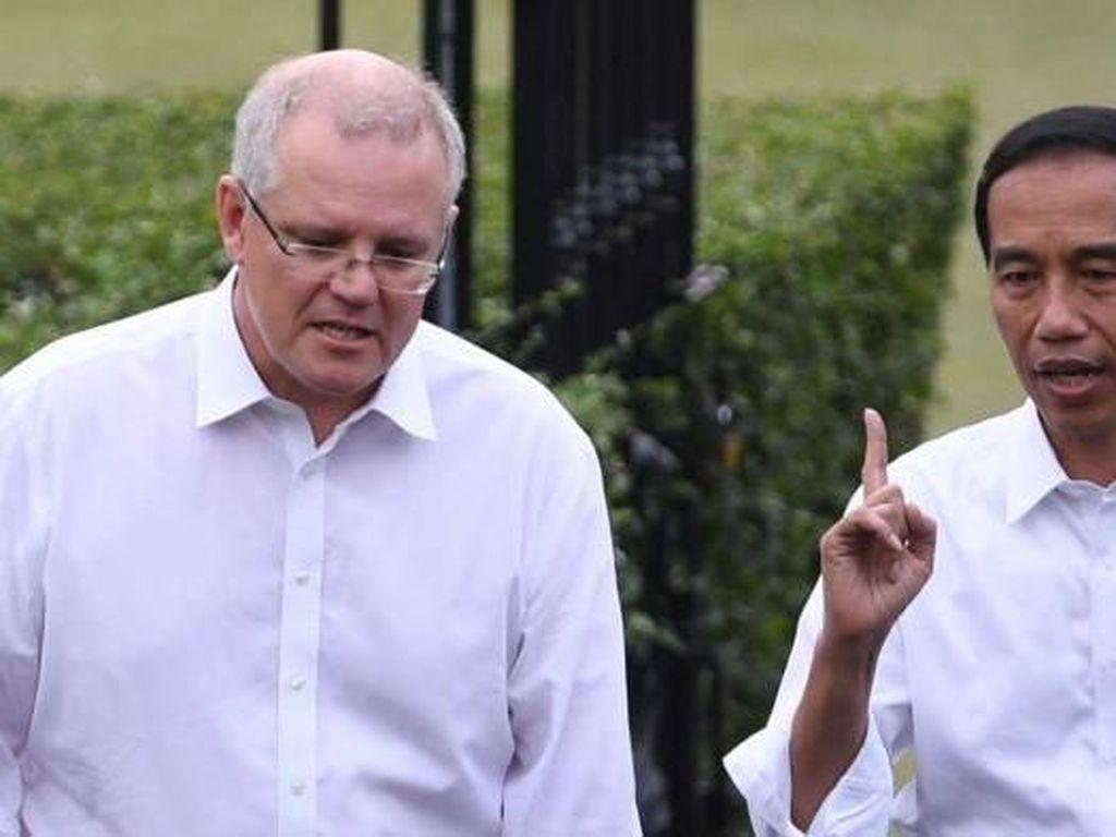 Minggu Depan Indonesia dan Australia Teken Perjanjian Perdagangan Bebas