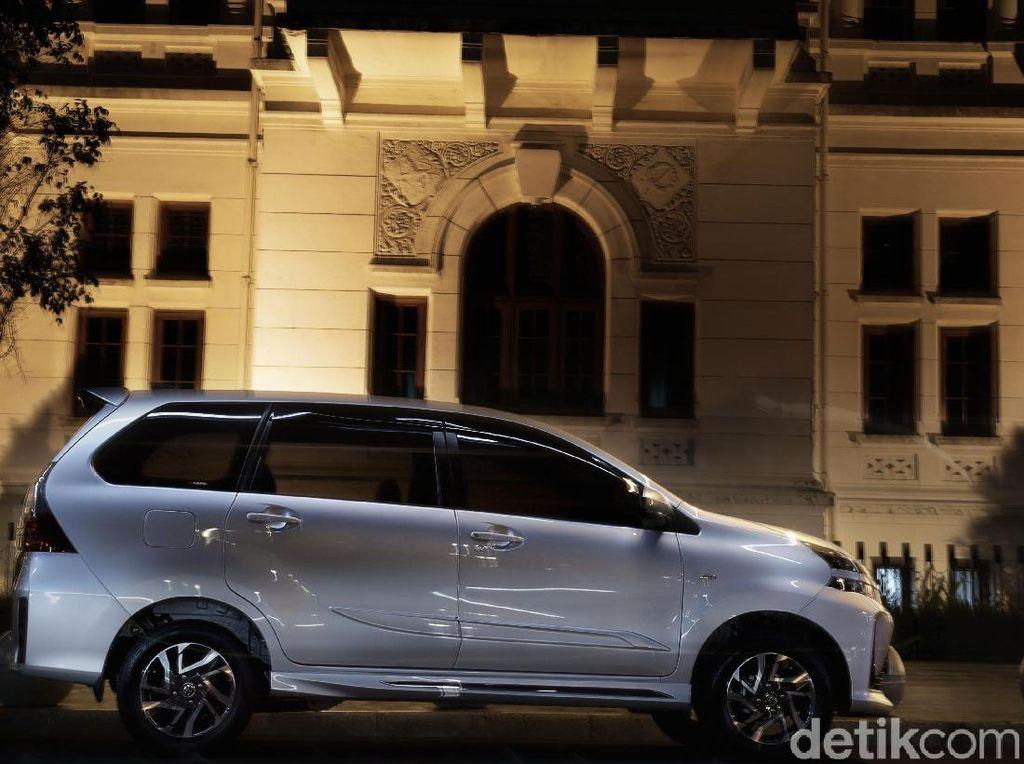 Avanza Penyelamat Toyota di Awal Tahun