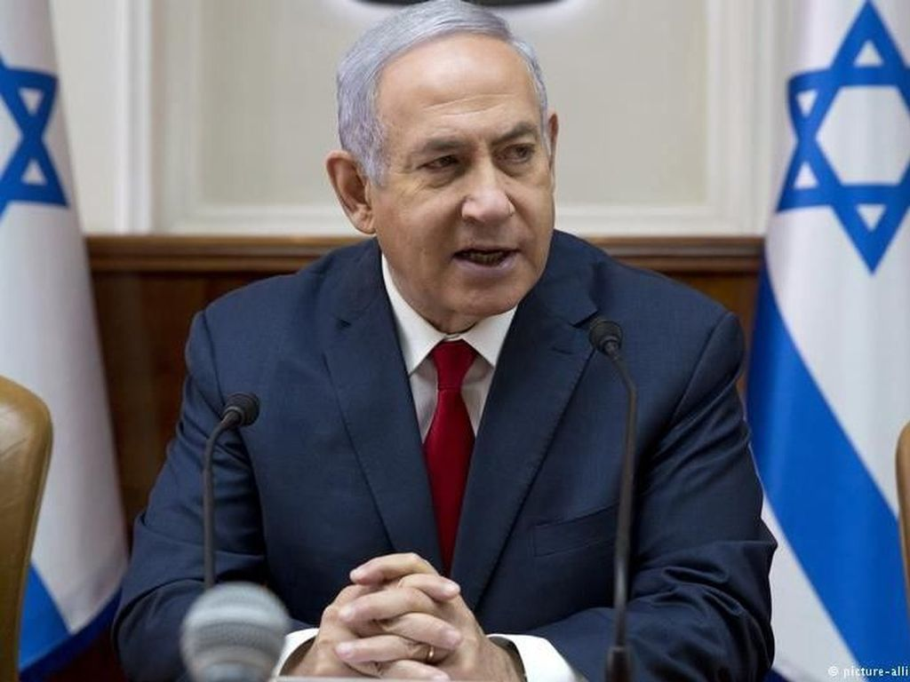 Akan Didakwa Korupsi, PM Netanyahu Berdalih Korban Politisasi
