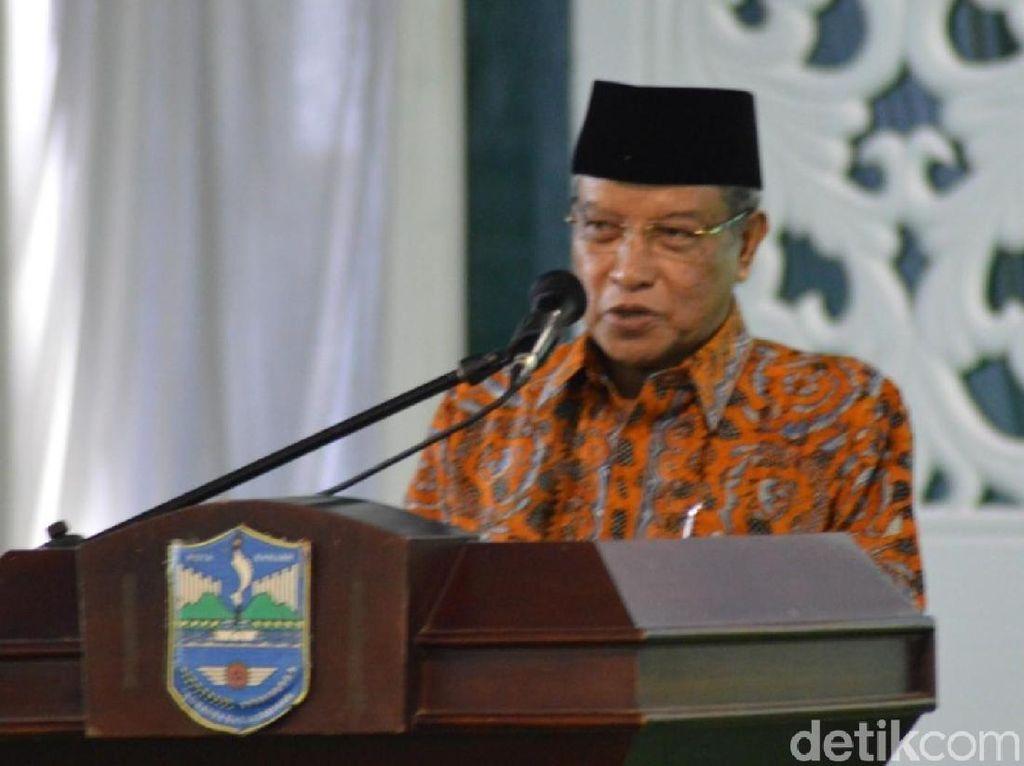 Said Aqil Sapa Jokowi Presiden 2019-2024