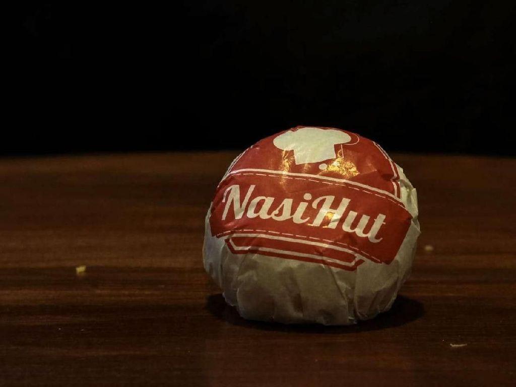 Putus Kuliah, Pria Ini Kantongi Ratusan Juta dari Burger Nasi