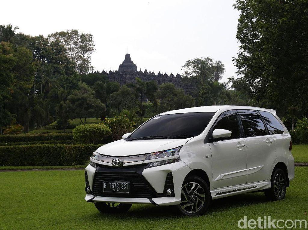 Mobil-mobil Paling Banyak Dibeli di Indonesia