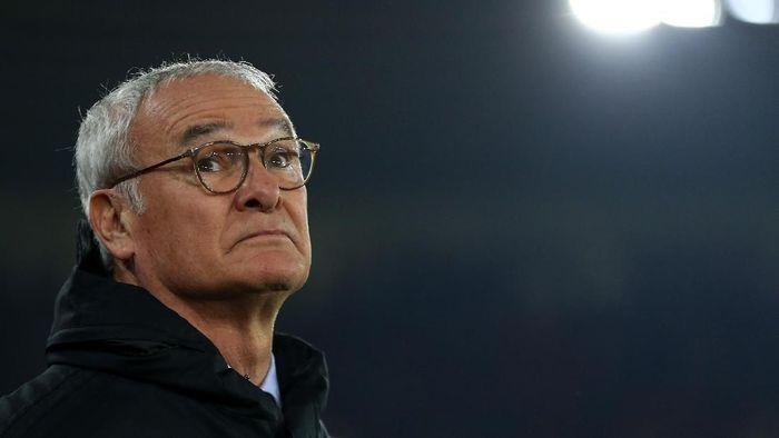 Claudio Ranieri tangani Sampdoria. (Foto: Steve Bardens/Getty Images)
