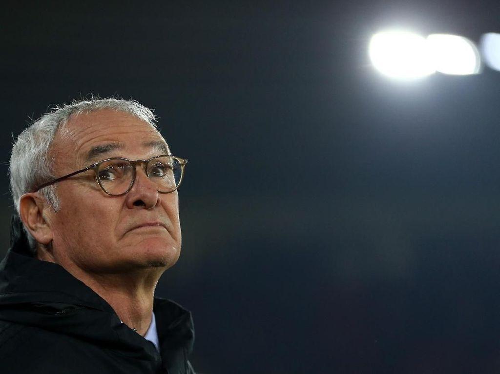 Ranieri Merapat ke Roma Lagi?