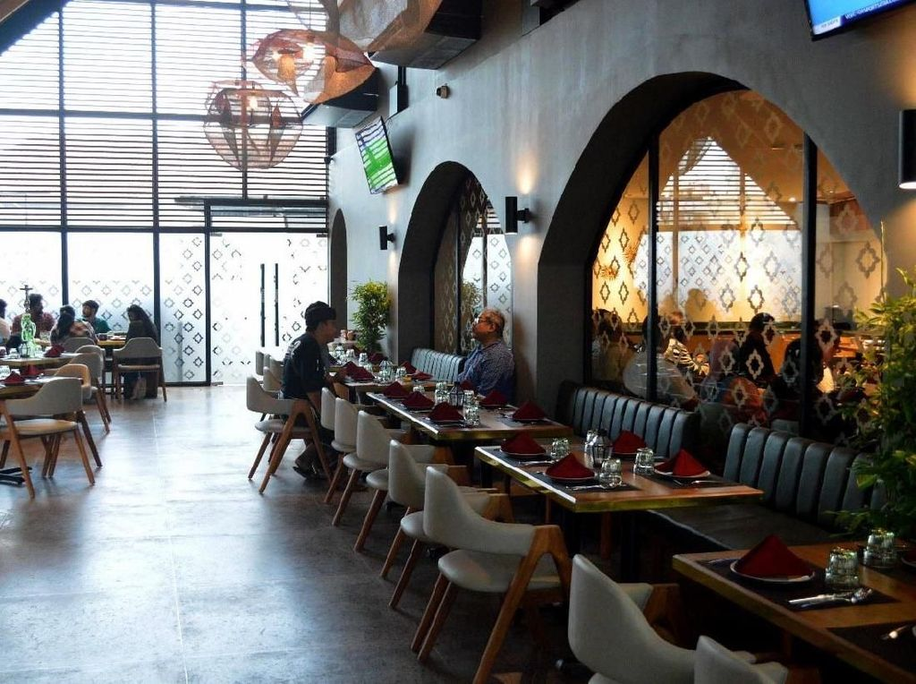 Jajal Kuliner Asia hingga Eropa di Seminyak Yuk!