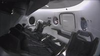 SpaceX's mannequin