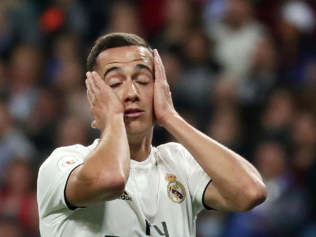 Usai Zidane dan Isco, Vazquez Juga Alami Perampokan