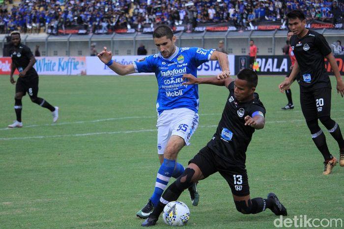Persib Bandung menandai laga perdana Piala Presiden 2019 dengan kekalahan.