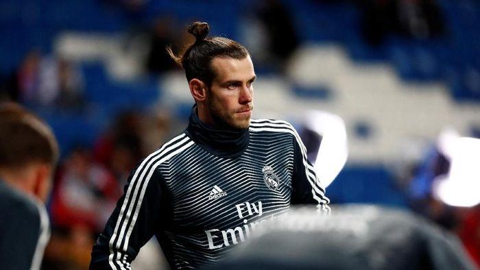 Gareth Bale tak dibawa Real Madrid untuk bermain melawan Real Sociedad. (Foto: Juan Medina / Reuters)