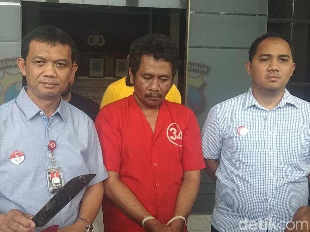 Kabur ke Madura, Pembacok Anggota Satpol PP Surabaya Tertangkap