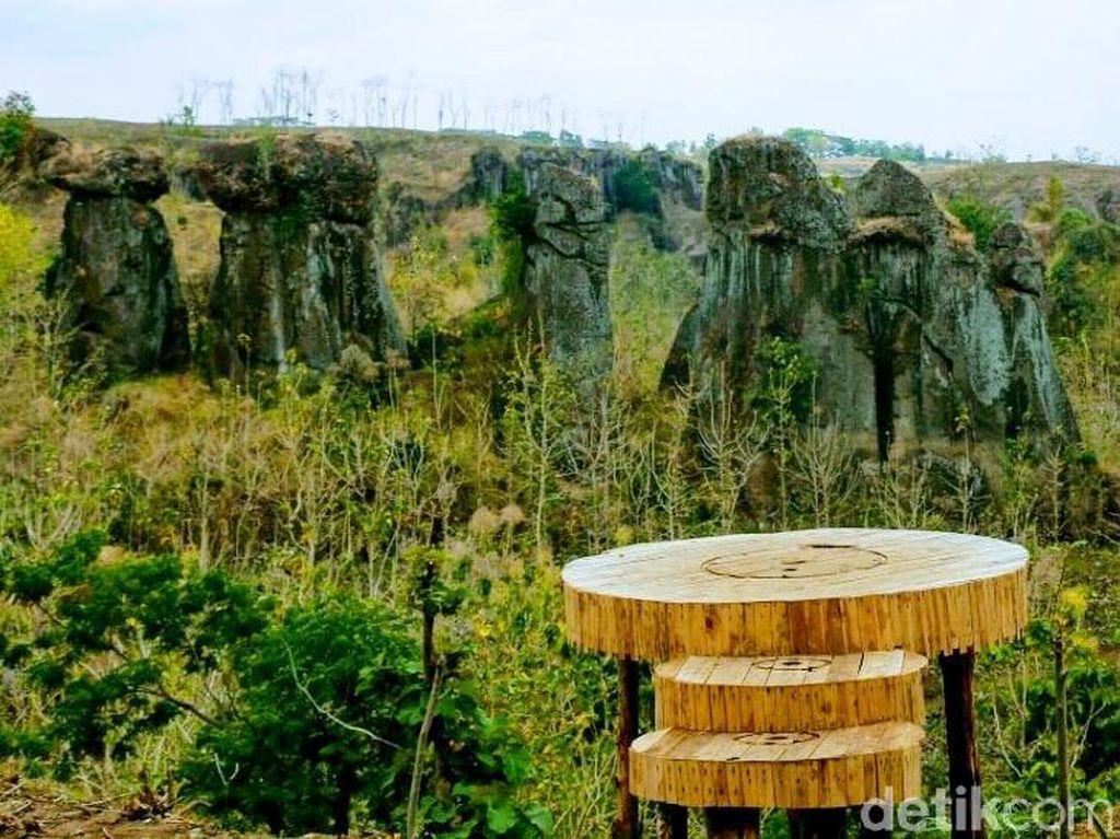 Betoh Soon, Stonehenge van Java dari Bondowoso