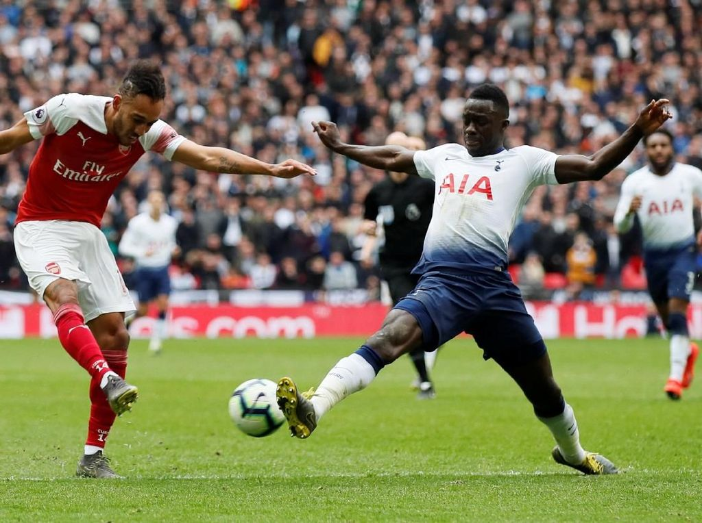 Hasil Liga Inggris: Tottenham Vs Arsenal Imbang 1-1