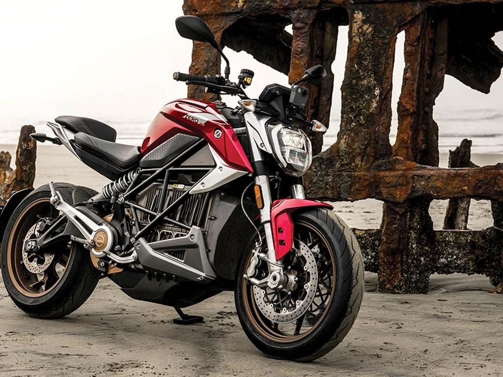 Motor Listrik Keren Mirip Ducati