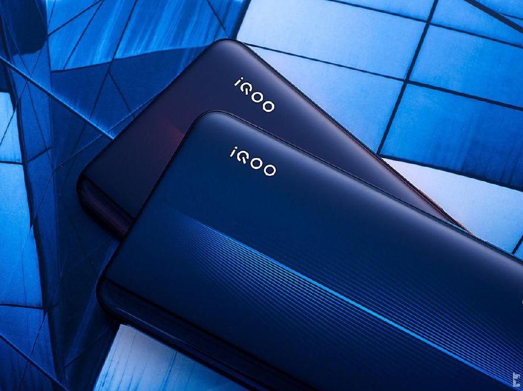 Vivo Bikin iQOO Neo Anyar dengan Snapdragon 855+