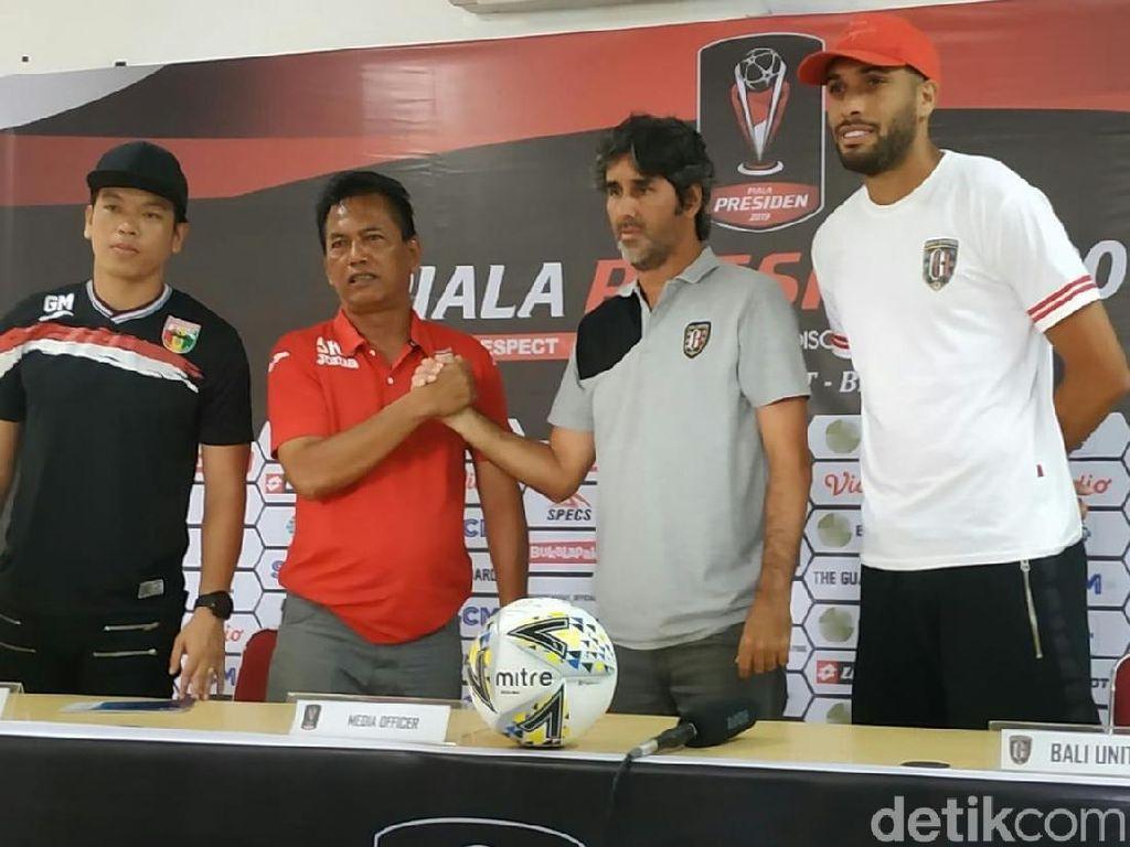 Tanggalkan Status Liga 2, Mitra Kukar Akan Habis-habisan di Piala Presiden