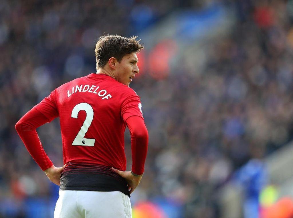 Lindelof Tak Dendam pada Mourinho