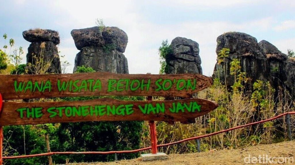 Foto: Stonehenge Ala Bondowoso