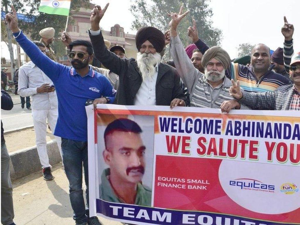 Sempat Ditahan, Pilot India: Tentara Pakistan Rawat Saya dengan Baik