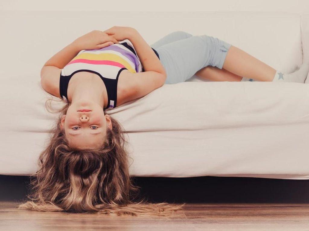 Penyebab dan Kiat Hadapi Anak Malas Mandi