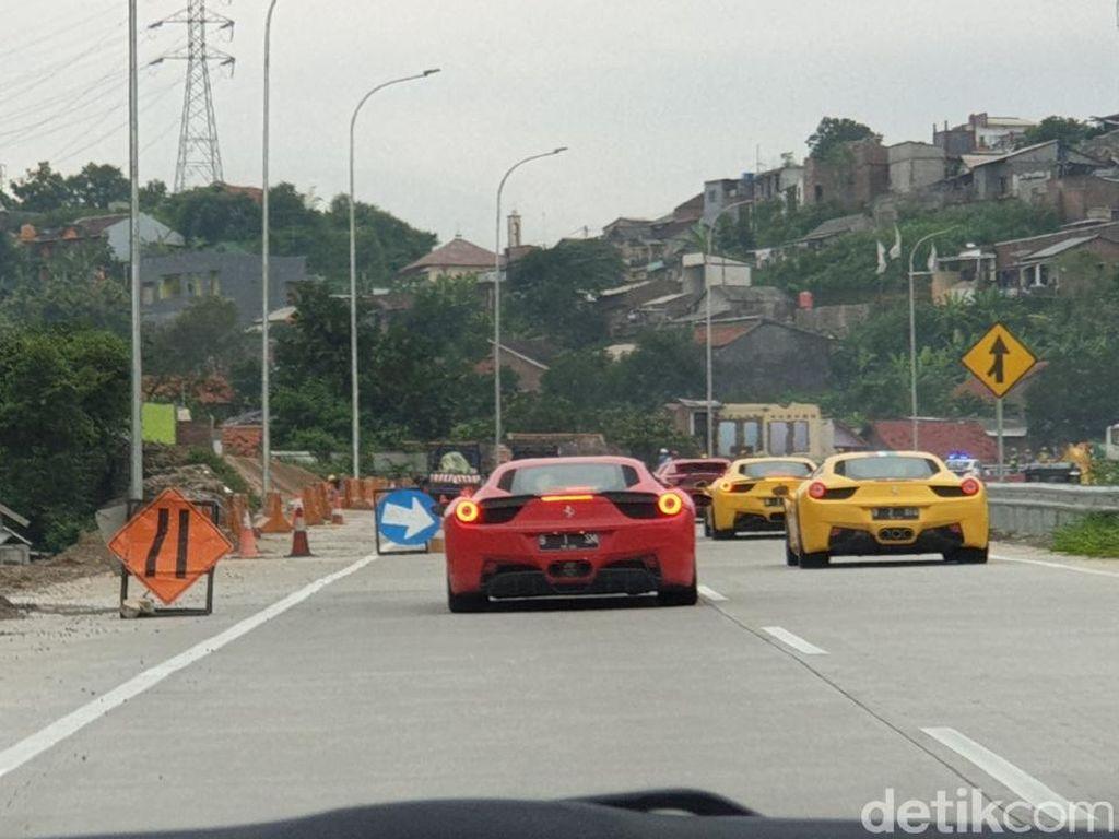 Hati-hati, Ruas Jalan Tol Trans Jawa Tidak Selalu Mulus