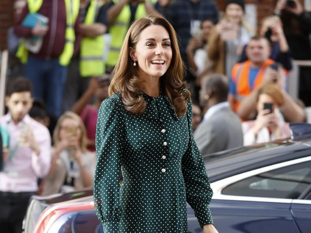 Rugi Rp 110 M, Label Fashion Favorit Kate Middleton Terancam Bangkrut