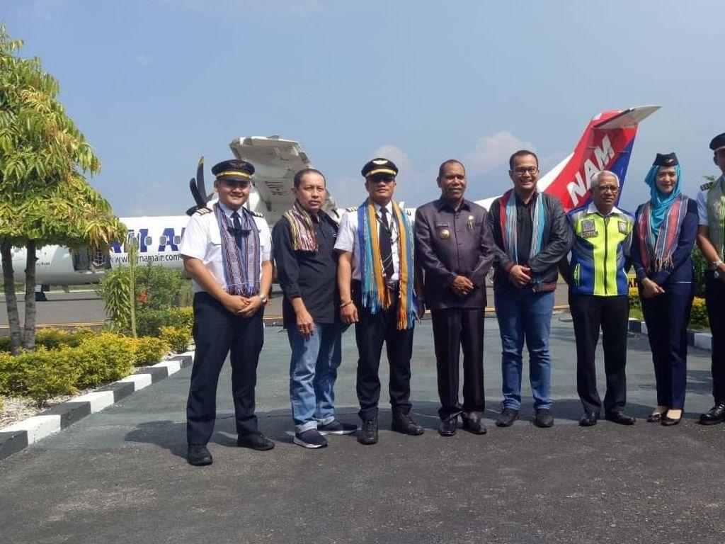 NAM Air Buka Rute Penerbangan Baru Denpasar-Alor