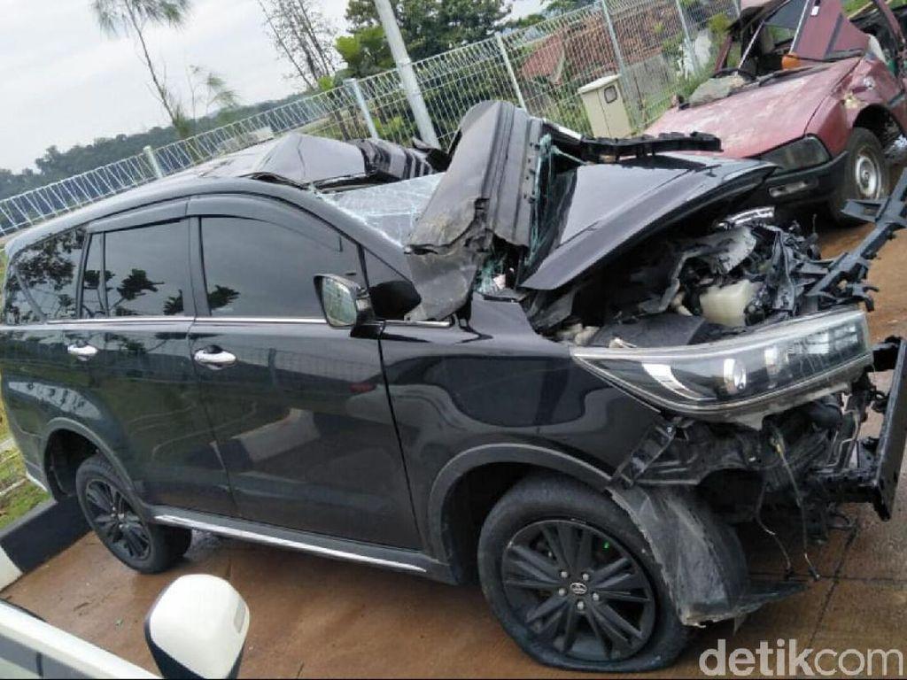 Kecelakaan di Tol, Bupati Demak Alami Luka Ringan